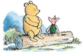 """Pooh and Piglet"""